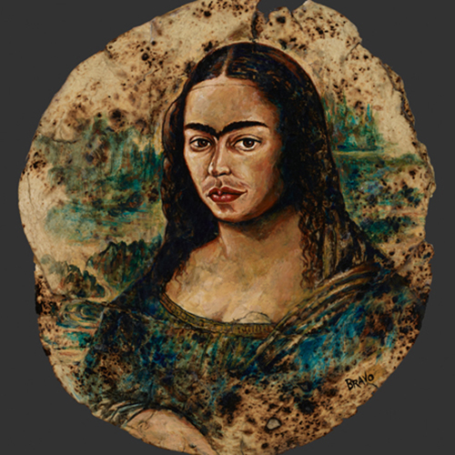 Mona Frida by Joe Bravo