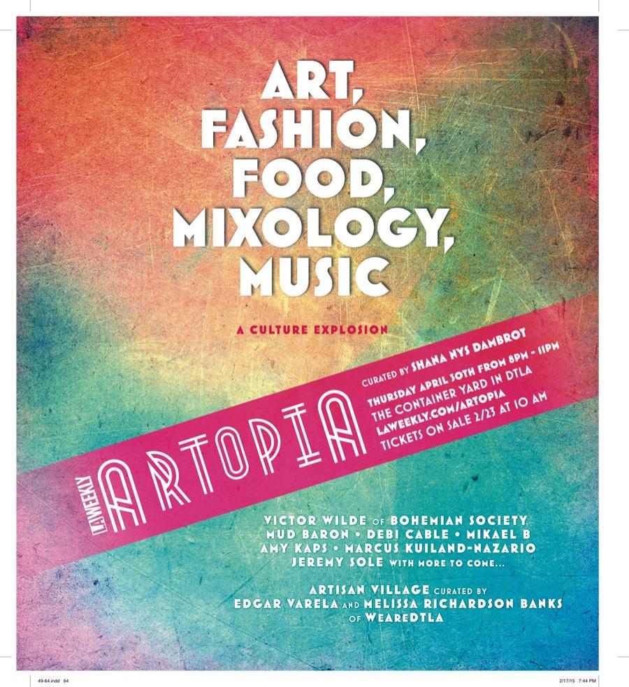Artopia Art Festival LA