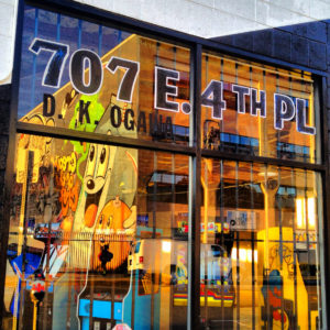 Classic arcade named Eighty Two opening in DTLA