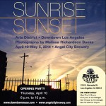 SUNRISE/SUNSET Art Exhibit Featuring Photographs by Downtown Muse